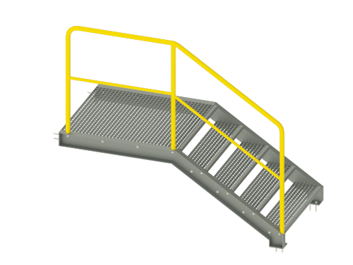 Absperrungen-Geländer