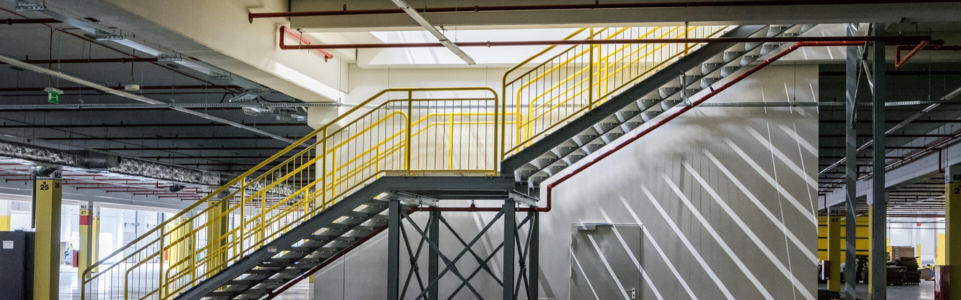 Technische Treppe
