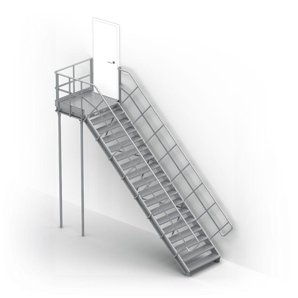 modularen linea-treppen